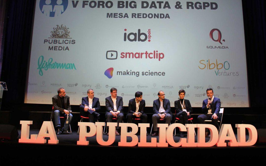 Sibbo Ventures participa en el V Foro de Big Data & GDPR